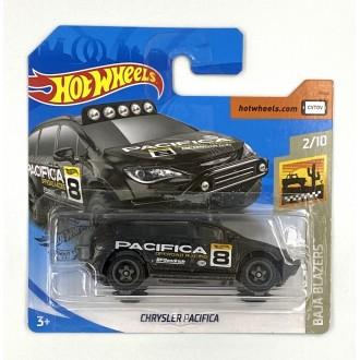 Hot Wheels 1:64 Chrysler Pacifica Grey