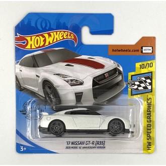 Hot Wheels 1:64 '17 Nissan...