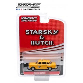 Greenlight 1:64 Hollywood - 1968 Checker Taxi