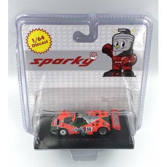 Sparky 1:64 Mazda 787B Winner Le Mans 1991