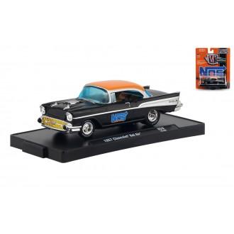 M2 Machines 1:64 1957 Chevrolet Bel Air