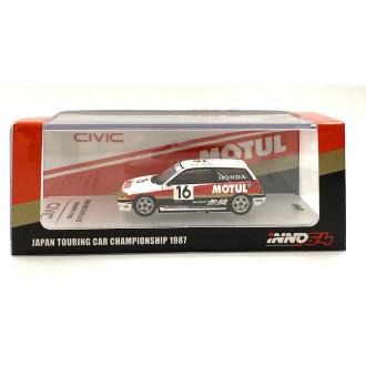 Inno64 1:64 Honda Civic Si E-AT Gr.A Motul 16