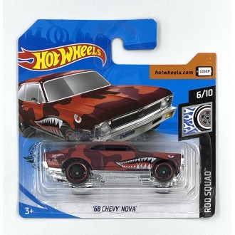 Hot Wheels 1:64 '68 Chevy Nova