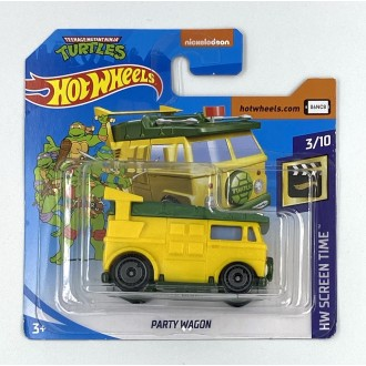 Hot Wheels 1:64 Party Wagon...