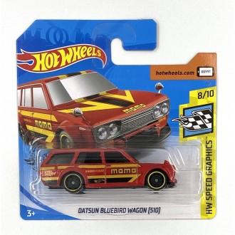 Hot Wheels 1:64 Datsun Bluebird Wagon 510 Momo