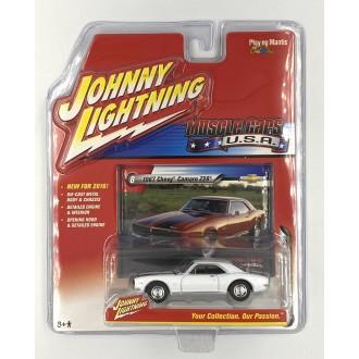 Johnny Lightning 1:64 Muscle Cars U.S.A. - 1967 Chevy Camaro Z28