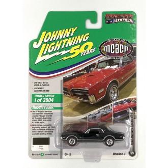 Johnny Lightning 1:64 Muscle Cars U.S.A. - 1968 Mercury Cougar GT-E