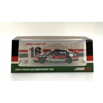 Inno64 1:64 Honda Accord Castrol Mugen JTCC 1996