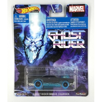 Hot Wheels 1:64 Retro Entertainment - Ghost Rider Dodge Charger