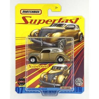 Matchbox 1:64 Super Fast  - 1936 Ford Sedan Custom