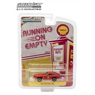 Greenlight 1:64 Running On Empty - 1971 Datsun 240Z