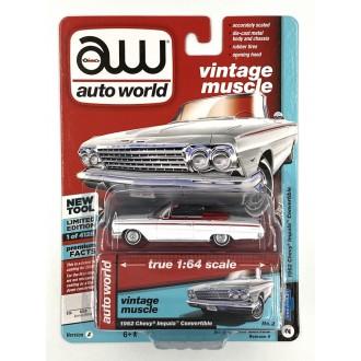 Auto World 1:64 1962 Chevy...