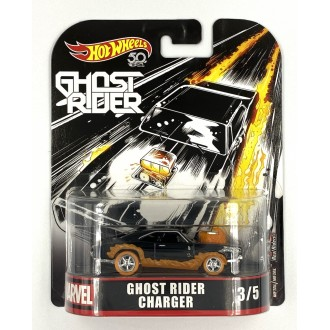Hot Wheels 1:64 Retro Entertainment - Ghost Rider Charger