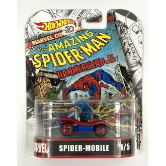 Hot Wheels 1:64 Retro Entertainment - Spider Mobile