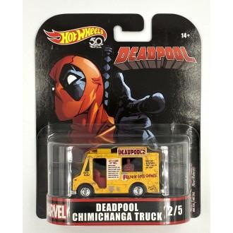 Hot Wheels 1:64 Retro Entertainment - Deadpool Chimichanga Truck