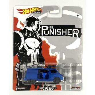 Hot Wheels 1:64 Retro Entertainment - Punisher Van
