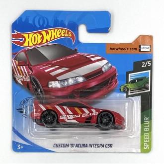 Hot Wheels 1:64 Custom '01...