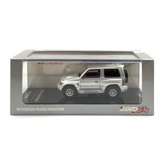 Inno64 1:64 Mitsubishi Pajero Evolution Silver