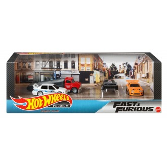 Hot Wheels 1:64 Premium Set...