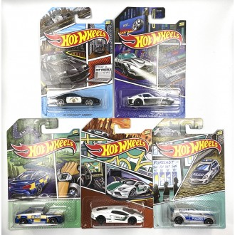 Hot Wheels 1:64 Automotive...