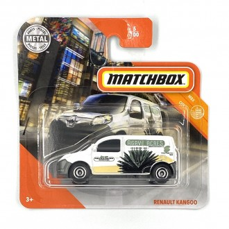 Matchbox 1:64 Renault Kangoo