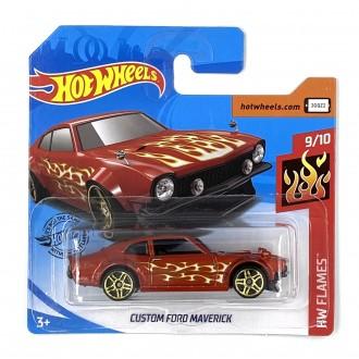 Hot Wheels 1:64 Custom Ford Maverick