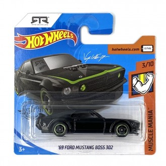 Hot Wheels 1:64 '69 Ford...