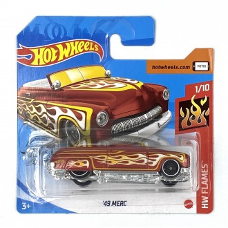 Hot Wheels 1:64  '49 Merc