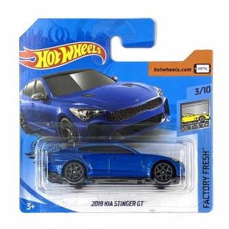 Hot Wheels 1:64 2019 KIA Stinger GT