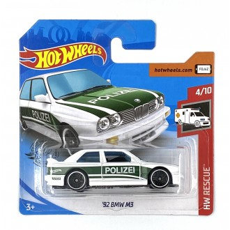 Hot Wheels 1:64 '92 BMW M3