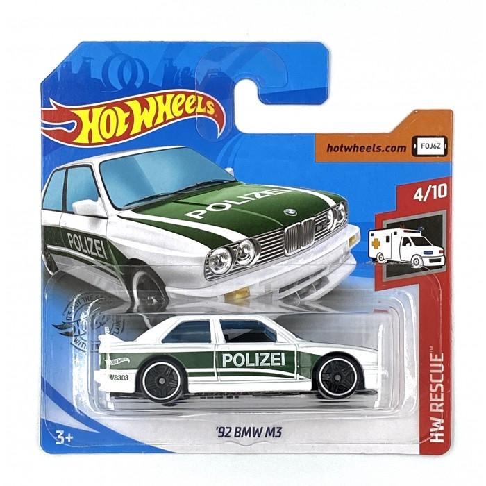 Hot Wheels 1:64 '92 BMW M3