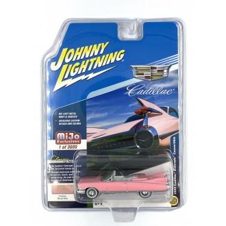 Johnny Lightning 1:64 - 1959 Cadillac Eldorado Convertible