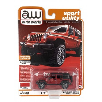 Auto World 1:64 2018 Jeep...