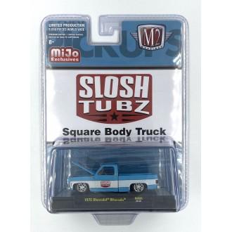 M2 Machines 1:64 1975 Chevrolet Silverado Slosh