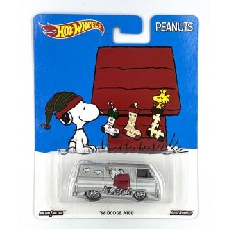 Hot Wheels 1:64 Pop Culture Peanuts - '66 Dodge A100