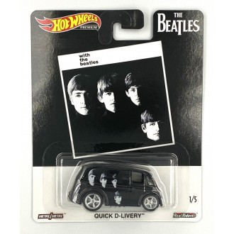 Hot Wheels 1:64 Pop Culture The Beatles - Quick D-Livery