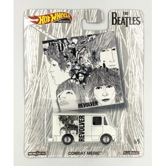 Hot Wheels 1:64 Pop Culture The Beatles - Combat Medic