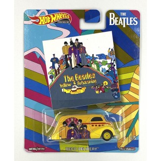 Hot Wheels 1:64 Pop Culture The Beatles - Deco Delivery