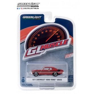 Greenlight 1:64 GL Muscle - 1971 Chevrolet Nova Yenko Deuce