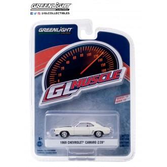 Greenlight 1:64 GL Muscle - 1969 Chevrolet Camaro Z/28