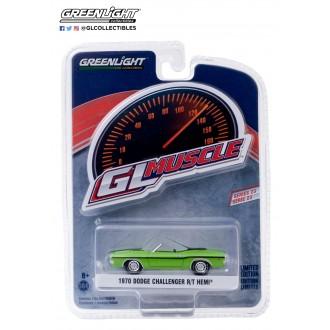 Greenlight 1:64 GL Muscle - 1970 Dodge Challenger R/T Hemi