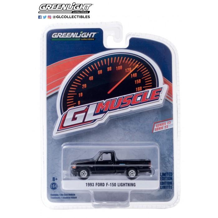 Greenlight 1:64 GL Muscle - 1993 Ford F-150 Lightning