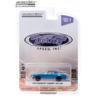 Greenlight 1:64 Detroit Speed - 1970 Chevrolet Camaro Test Car