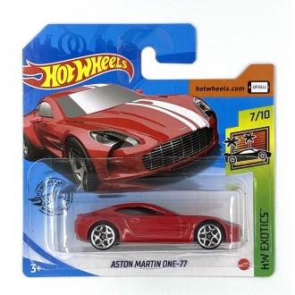 Hot Wheels 1:64 Aston...