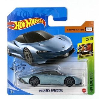 Hot Wheels 1:64 McLaren Speedtail