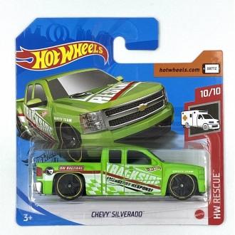 Hot Wheels 1:64 Chevy Silverado TH