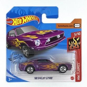 Hot Wheels 1:64 '68 Shelby...