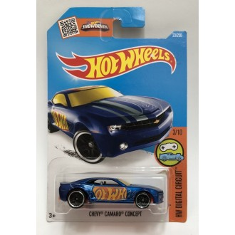 Hot Wheels 1:64 Chevy...
