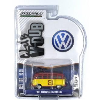 Greenlight 1:64 Club V-Dub - 1964 Volkswagen Samba Bus