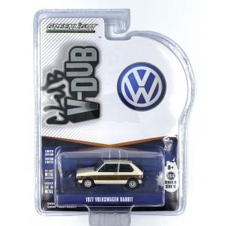 Greenlight 1:64 Club V-Dub - 1977 Volkswagen Golf Rabbit